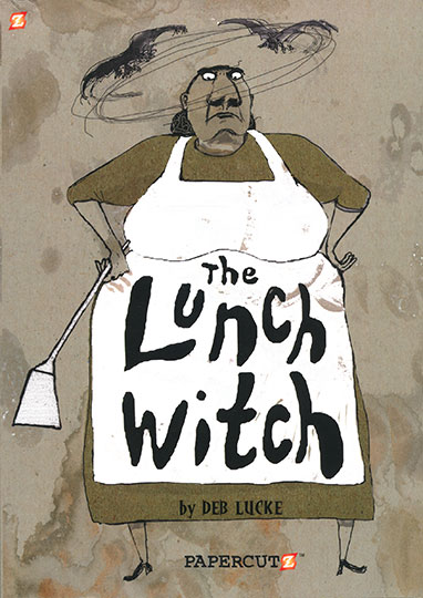Lunch Witch Book